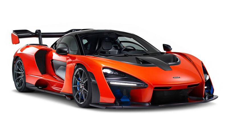 2019 Mclaren Cars Models And Prices Car And Driver