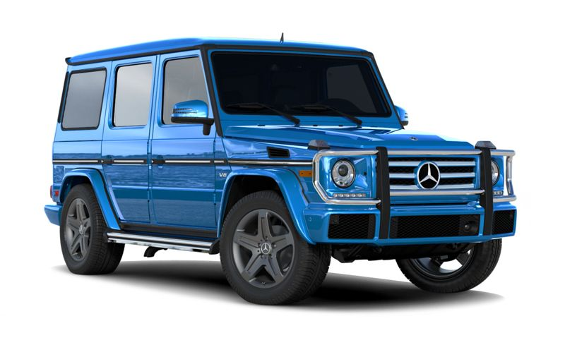 2019 Mercedes-Benz G-class | Features and Specs | Car and Driver