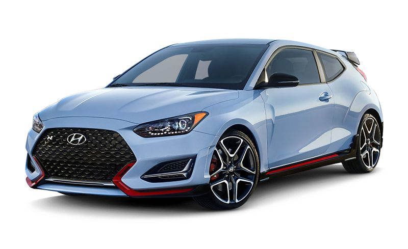 The Hyundai Veloster N