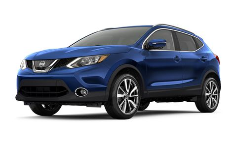 2018 Nissan Rogue Sport Sl 2018 5 Awd Features And Specs