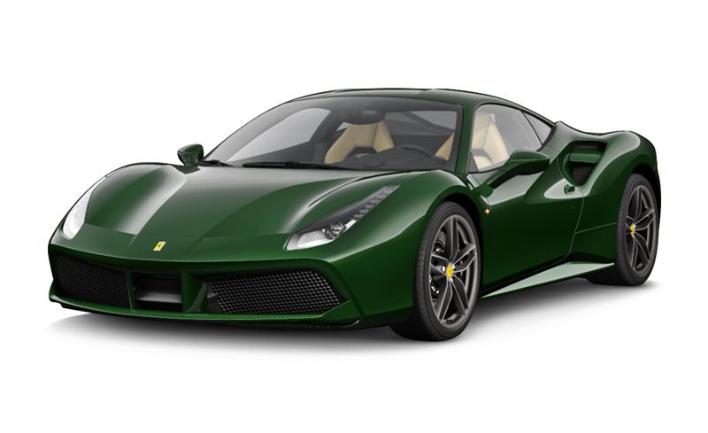 The 2019 Ferrari 488 Pista Is Lighter, Louder, Spinnier, Slidier ...