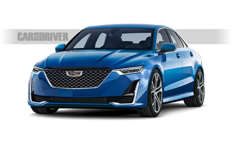 2019 Cadillac Cars Models And Prices Car And Driver