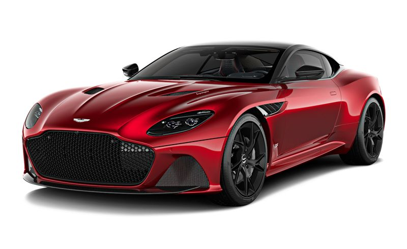 Delightful DBS Superleggera
