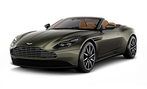 2020 Aston Martin Db11 Volante Features And Specs