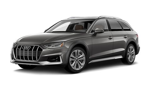 Audi A6 Allroad Features and Specs