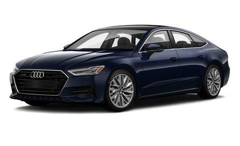 audi a7 features and specs