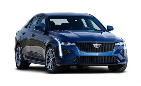 Cadillac Ct4 Features And Specs