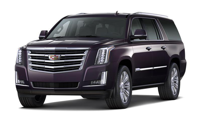 Cadillac Escalade Esv Editors Rating