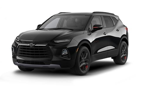 2021 Chevrolet Blazer Lt Fwd 4dr Features And Specs