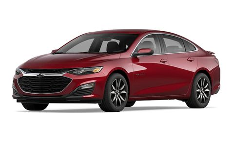 Chevrolet Malibu Features And Specs