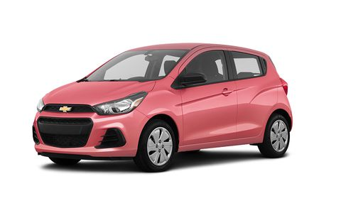2019 Chevrolet Spark Activ 4dr Hb Features And Specs