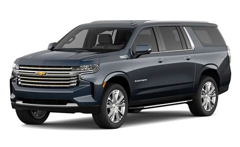 Chevrolet Suburban Features And Specs