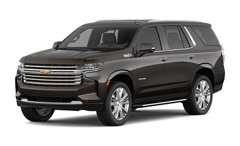Chevrolet Tahoe Features And Specs