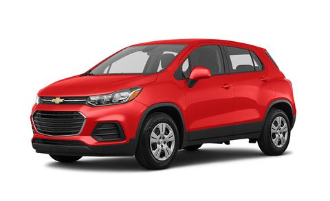 Chevrolet Trax Features And Specs