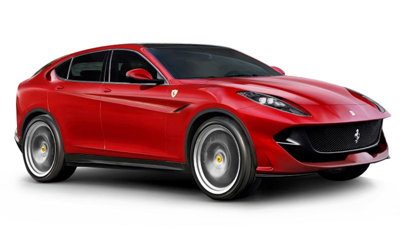 2019 Ferrari Cars Models And Prices Car And Driver