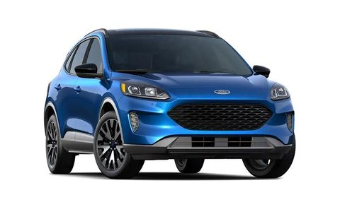2020 Ford Escape Se Plug In Hybrid Fwd Features And Specs