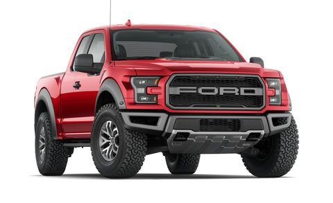 2020 Ford F 150 Raptor Raptor 4wd Supercab 5 5 Box Features And Specs