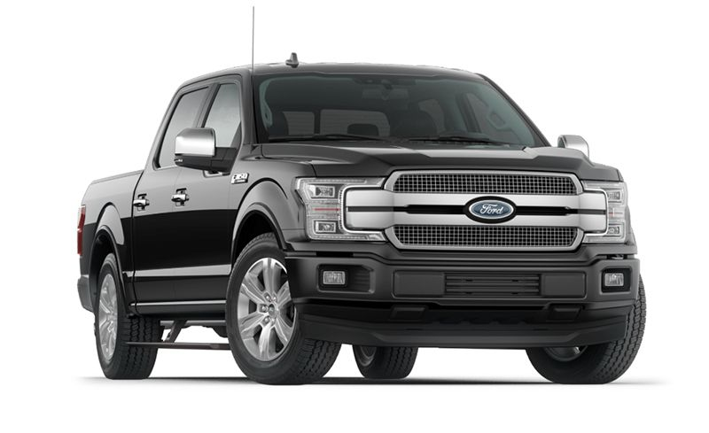 2019 f-150 king ranch 2wd supercrew 5 5' box