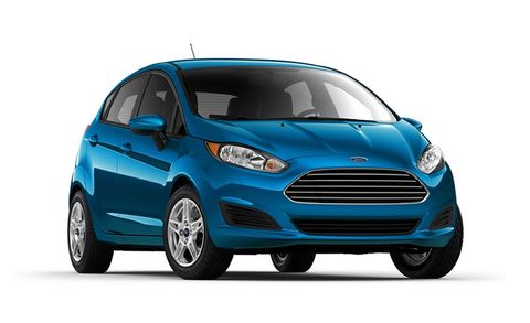2019 Ford Fiesta St Line Hatch Features And Specs