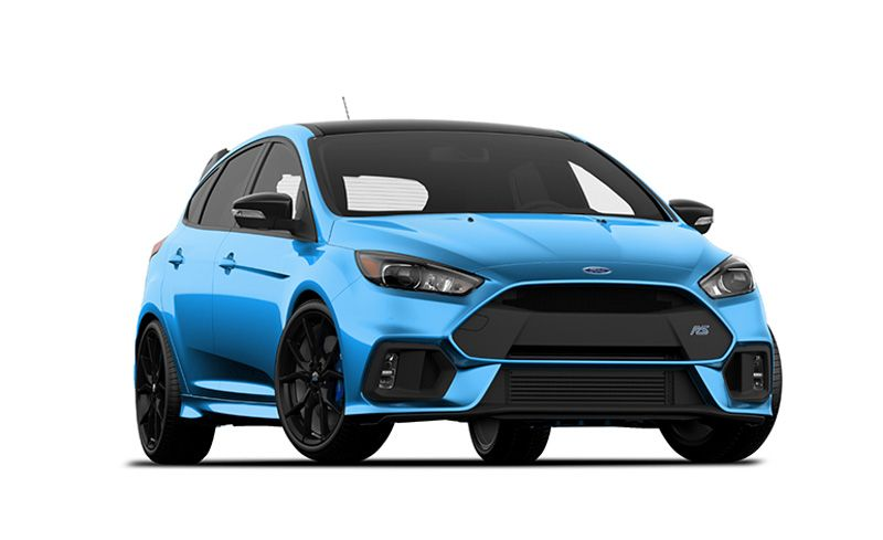 2019 Ford Focus Rs Reviews Price Photos And Specs Car Driver