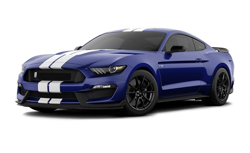 2019 Mustang Shelby Gt350 Fastback