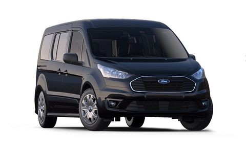 Ford Transit Connect Features And Specs
