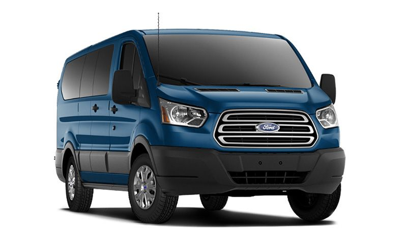 2019 Ford Transit | Features and Specs | Car and Driver