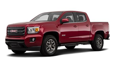 2020 Gmc Canyon 4wd Ext Cab 128 Features And Specs