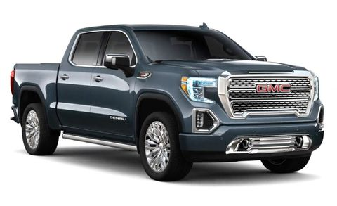 Gmc Sierra 1500 Features And Specs