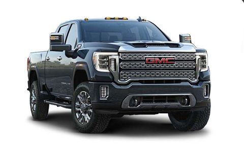 Gmc Sierra Hd Features And Specs