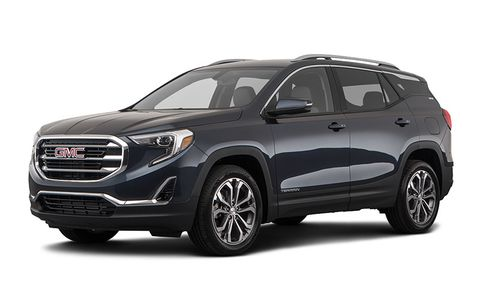 Gmc Terrain Features And Specs