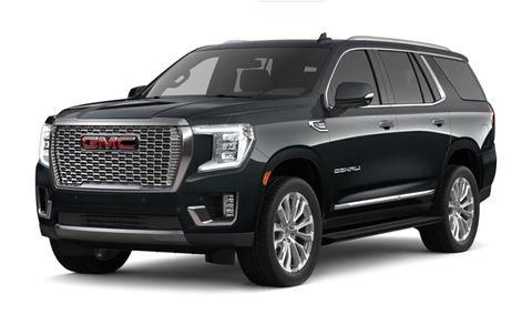 GMC Yukon Features and SpecsCar and Driver