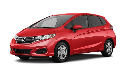 Honda Fit Features And Specs