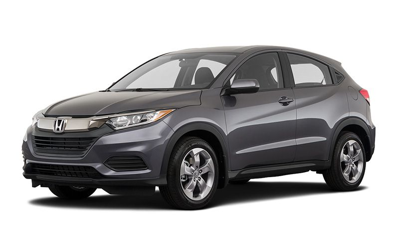 The Honda Hr V