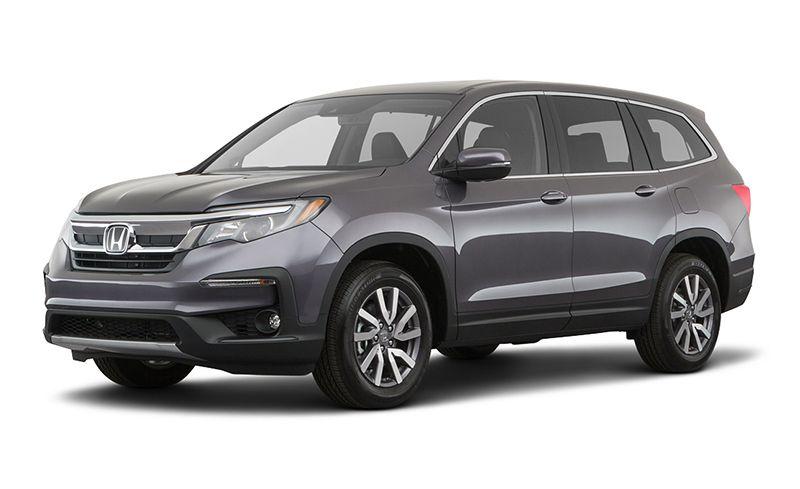 2020 Honda Pilot Features And Specs Car Driver