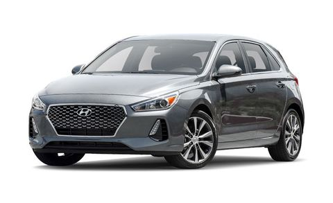 Hyundai Elantra Gt Features And Specs