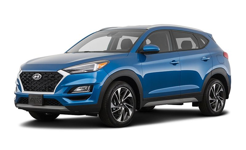 The Hyundai Tucson