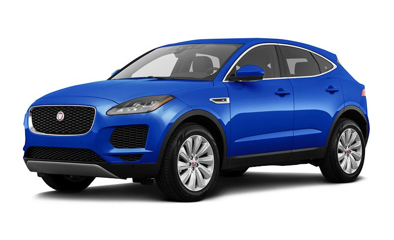 The Jaguar E Pace