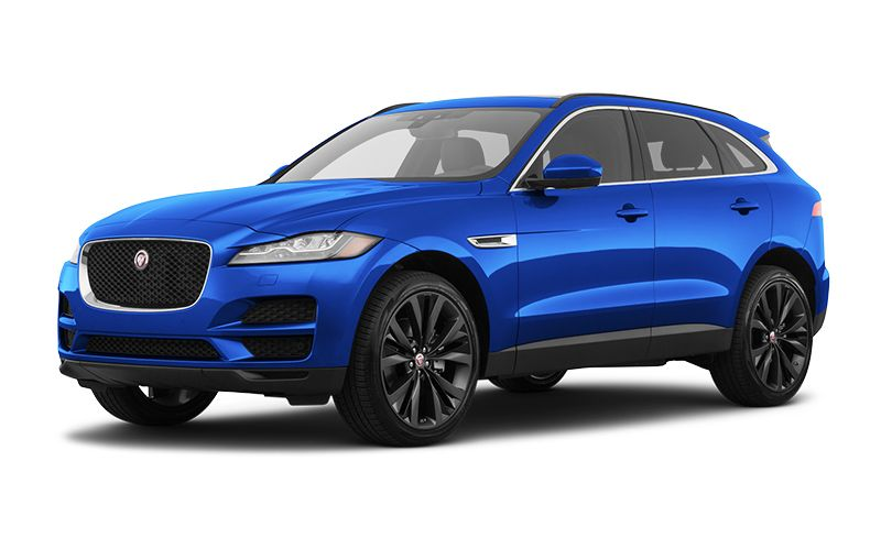 2019 Jaguar F Pace Features And Specs Car And Driver