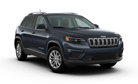 Jeep Cherokee Features And Specs