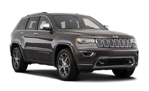 2020 Jeep Grand Cherokee Altitude 4x2 Features And Specs