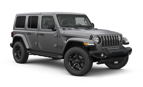 Jeep Wrangler Features And Specs