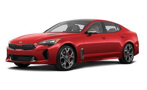 2020 Kia Stinger Gt2 Awd Features And Specs