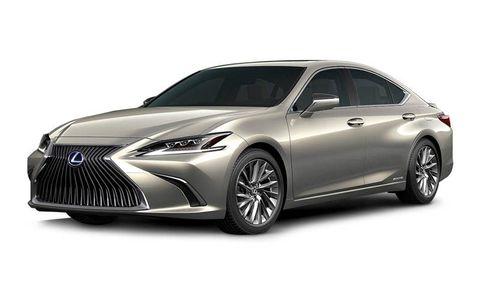2020 Lexus Es Es 300h Fwd Features And Specs