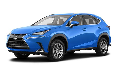 2020 Lexus NX NX 300 Luxury FWD | Features and Specs | Car ...