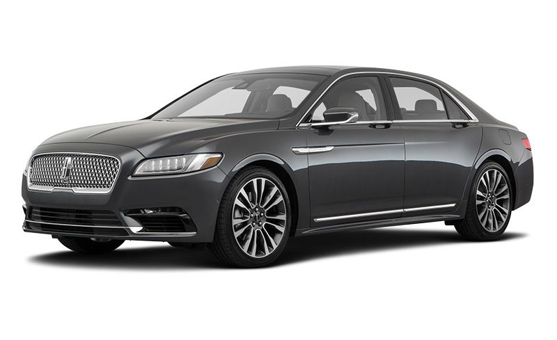 2019 Lincoln Cars Models And Prices Car And Driver