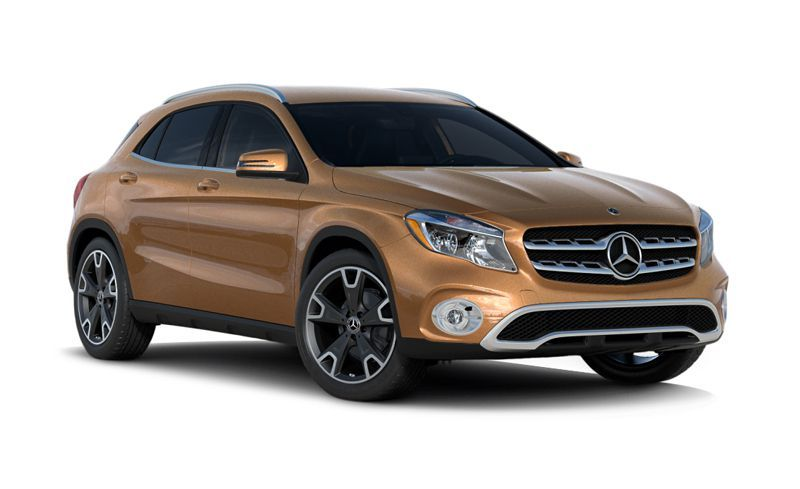 The Mercedes Benz Gla Cl