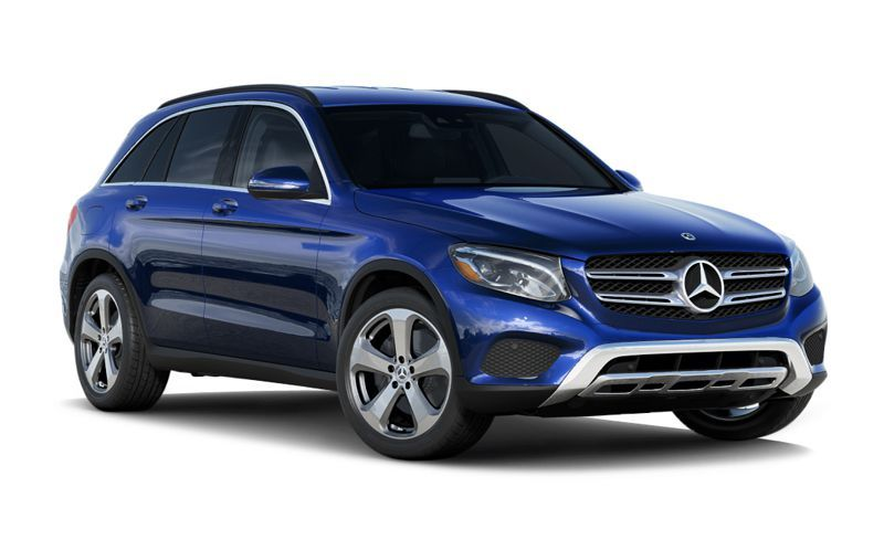 The Mercedes Benz Glc Cl