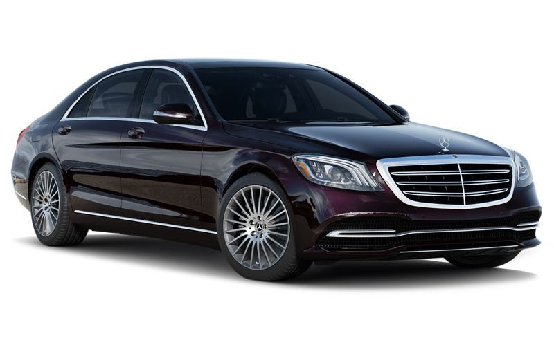 2019 Mercedes-Benz S-class | Features and Specs | Car and Driver