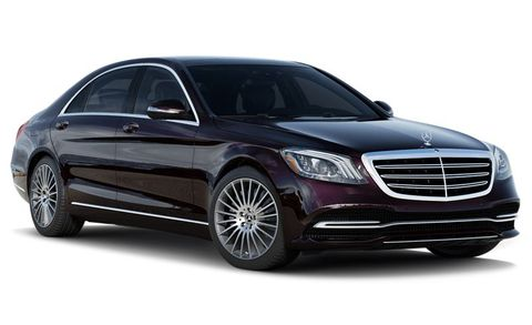2019 Mercedes-Benz S-Class S 450 4MATIC Sedan Features and ...